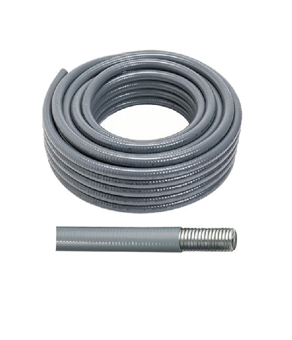 Tuber as conduit de pvc for Tubo de pvc flexible